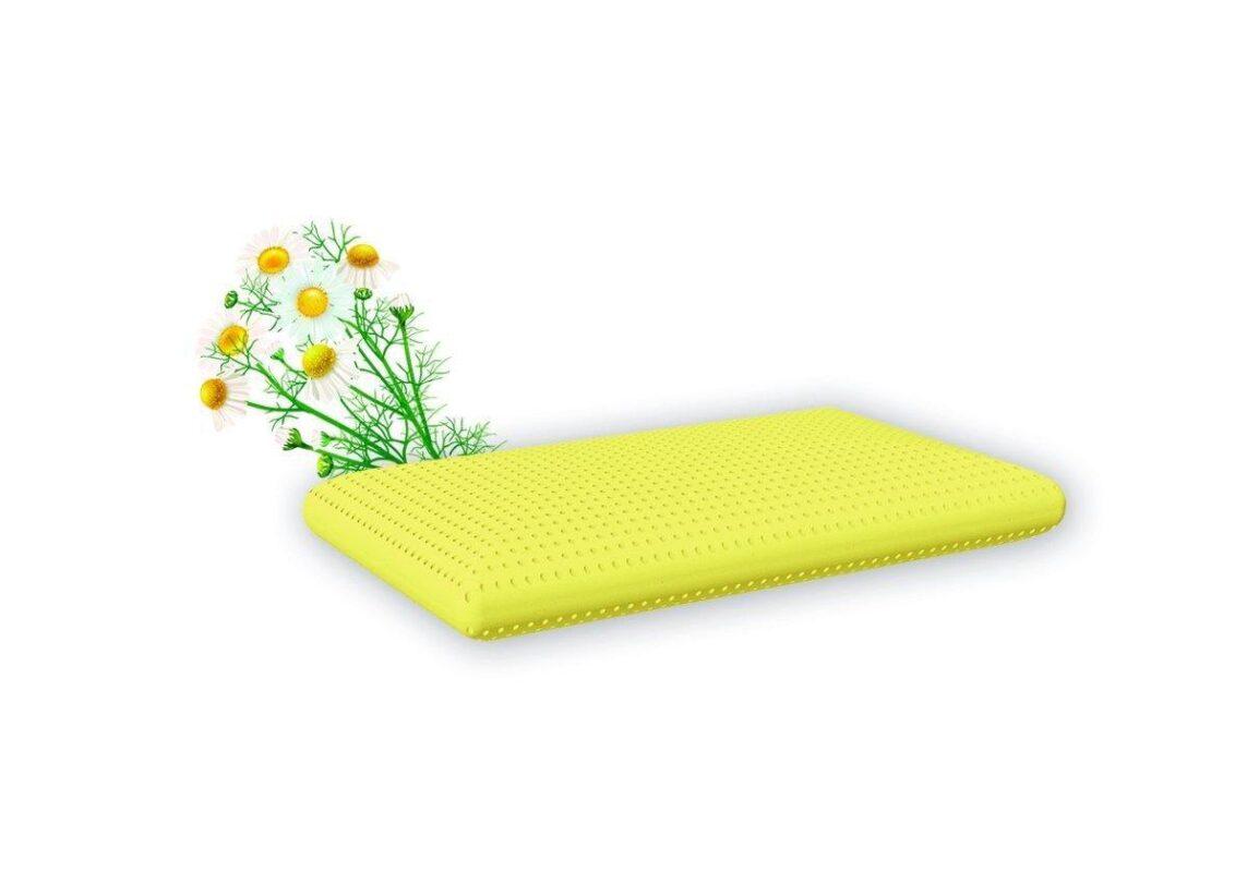 Schlaf-Duftkissen Gelb Kamille