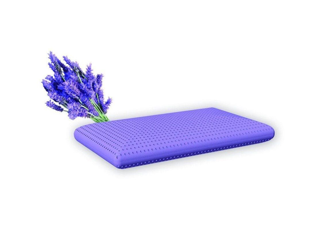 Schlaf-Duftkissen Violet Lavendel
